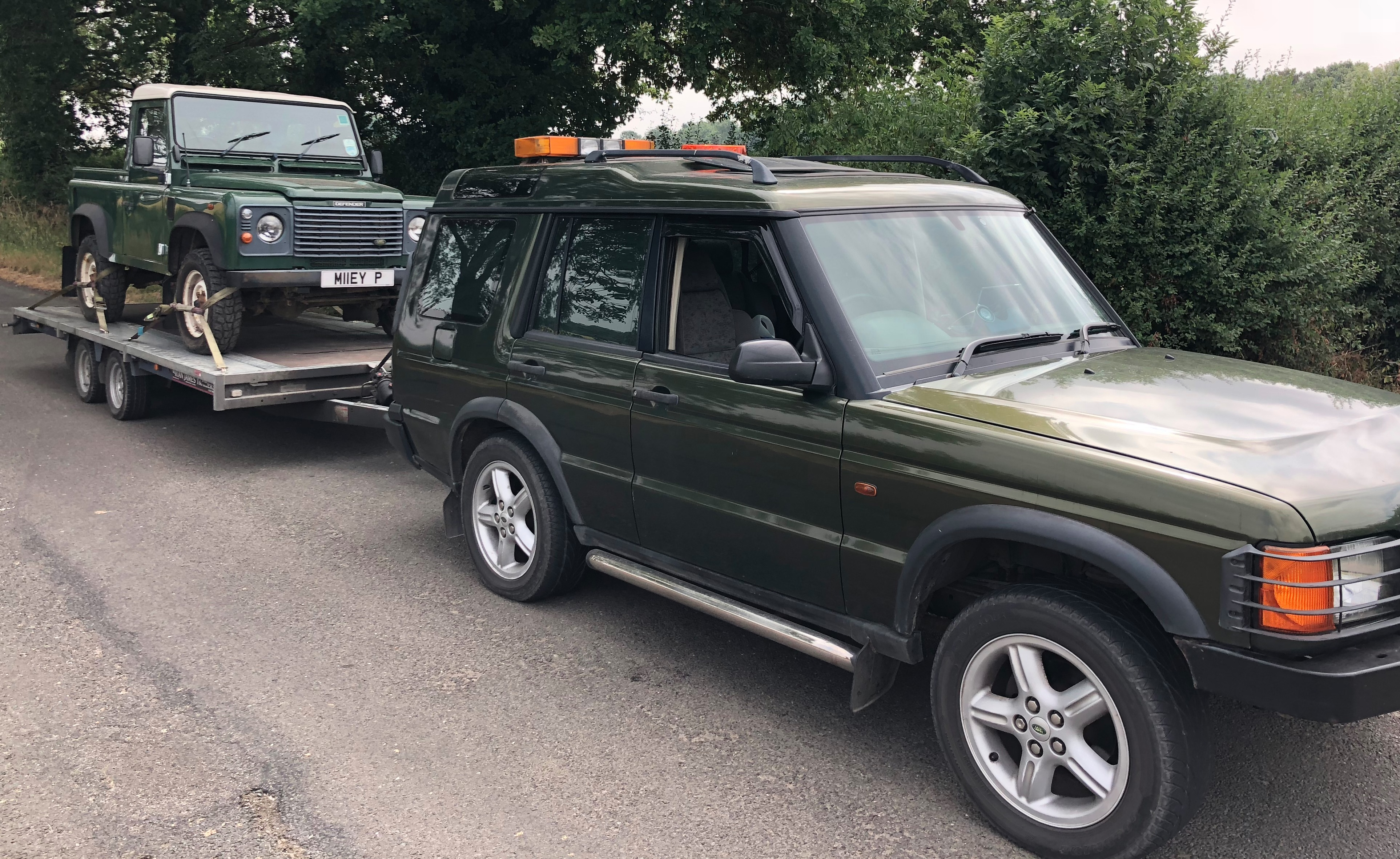 WHAT SHOULD I CHECK in a Classic Range Rover